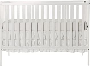 Dream On Me Synergy 5-in-1 Convertible Crib, Cuna, Blanco