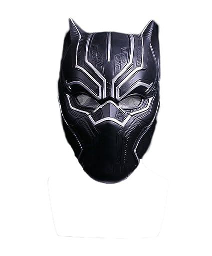 Máscara De Cosplay Capitán América 3 Guerra Civil Máscara De Pantera Negra Casco Cosplay Máscara De