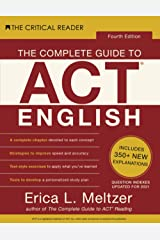 The Complete Guide to ACT English, Fourth Edition Paperback