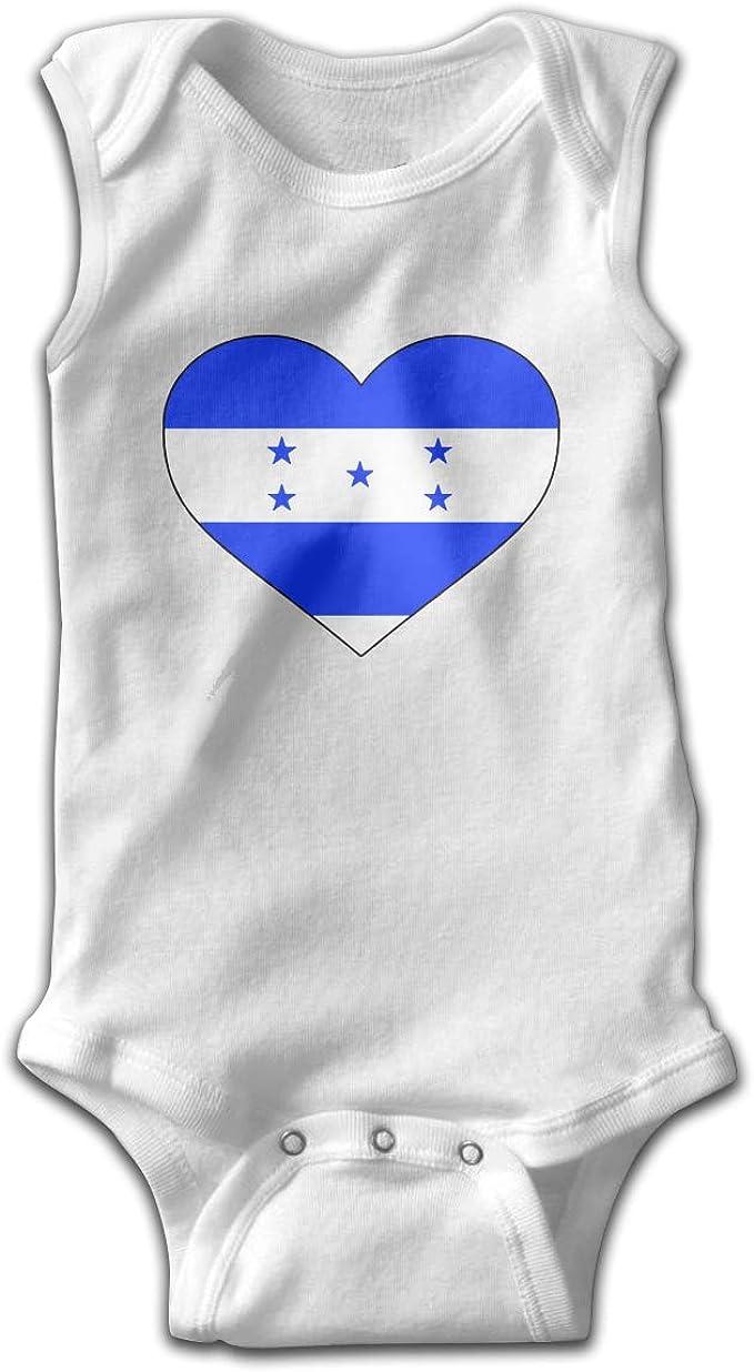 DFFJ2PP - Body Unisex con diseño de Bandera de Honduras, 100 ...