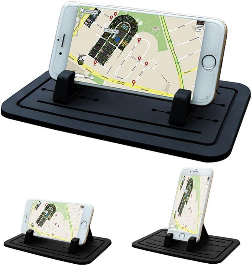 L P A144 Handyhalterung Silikon Antirutschmatte Auto Handy Halterung Anti Rutsch Pad Halter Smartphone Kompatibel Mit Apple