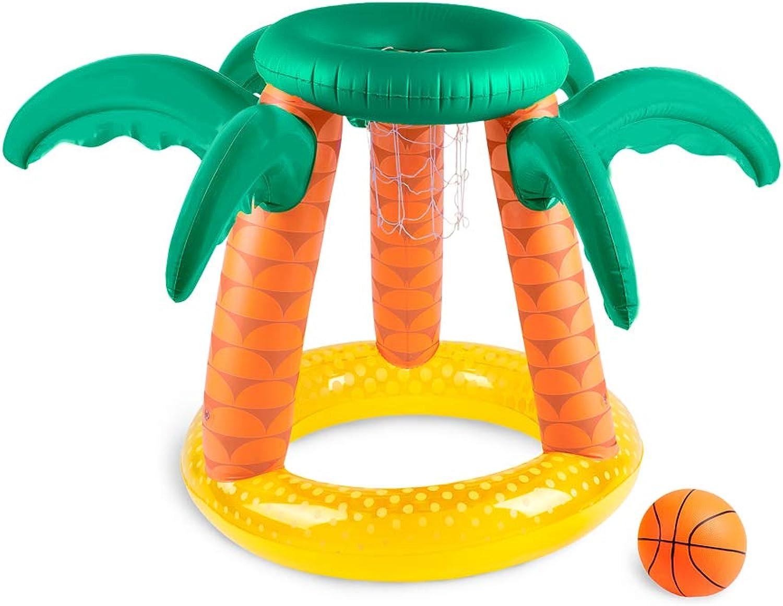 SunnyLife Womens Inflatable Basketball Set