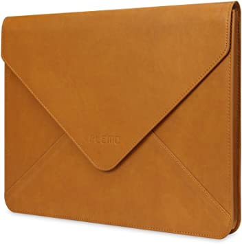 PU Leather Bags For MacBook Air 13 15 Water Proof Sleeve Thin Cover Laptop Cases