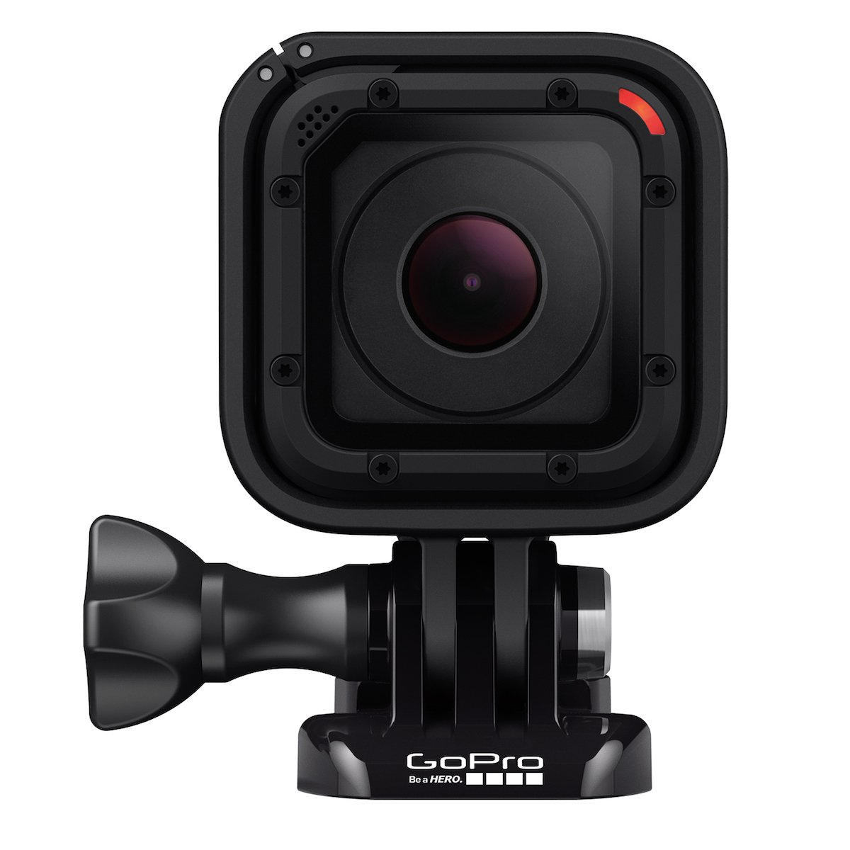 GoPro HERO Session - Videocámara deportiva de 8 MP (WiFi, submergible, 1030 mAh), color negro (versión española)