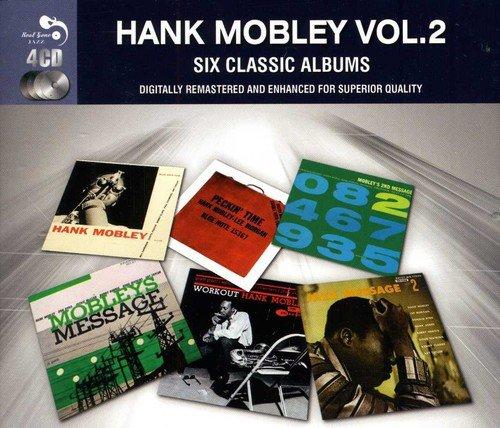 Bristol Cream Sherry - 6 Classic Albums - Hank Mobley