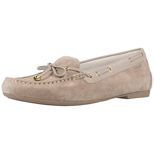 Mocasines para mujer, color Hueso , marca STONEFLY, modelo Mocasines Para Mujer STONEFLY CAPRI II Hueso: Amazon.es: Zapatos y complementos