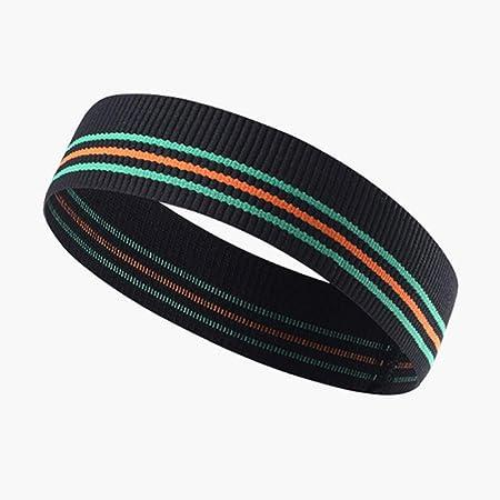 GXQ Deportes Hairband Sudor Corriendo Fitness Pelo Corto ...