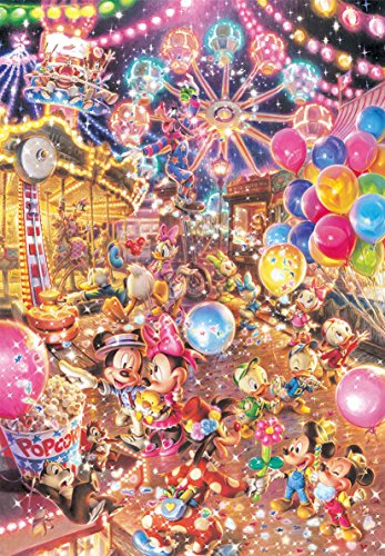 Disney 1000 Piece Twilight Park D-1000-426 (japan import) by Tenyo