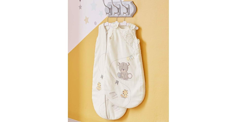 Mothercare Snoozie sueño bolsa (0 A 6 meses, 2,5 tog, oso de juguete caja): Amazon.es: Bebé