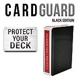 Magic Makers Black Card Guard - Card Deck
