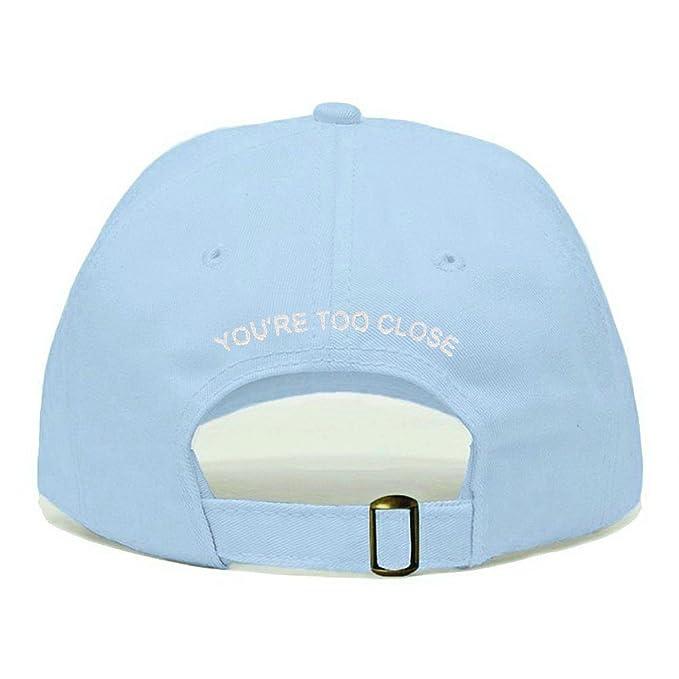 de4e0d874007b Amazon.com  You re Too Close Dad Hat