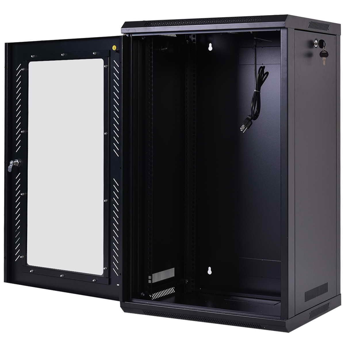 Safstar Cabinet Enclosure Data Tempered Image 1