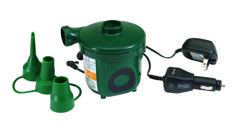 Texsport 23122 Dual-aufladbare elektrische Luftpumpe