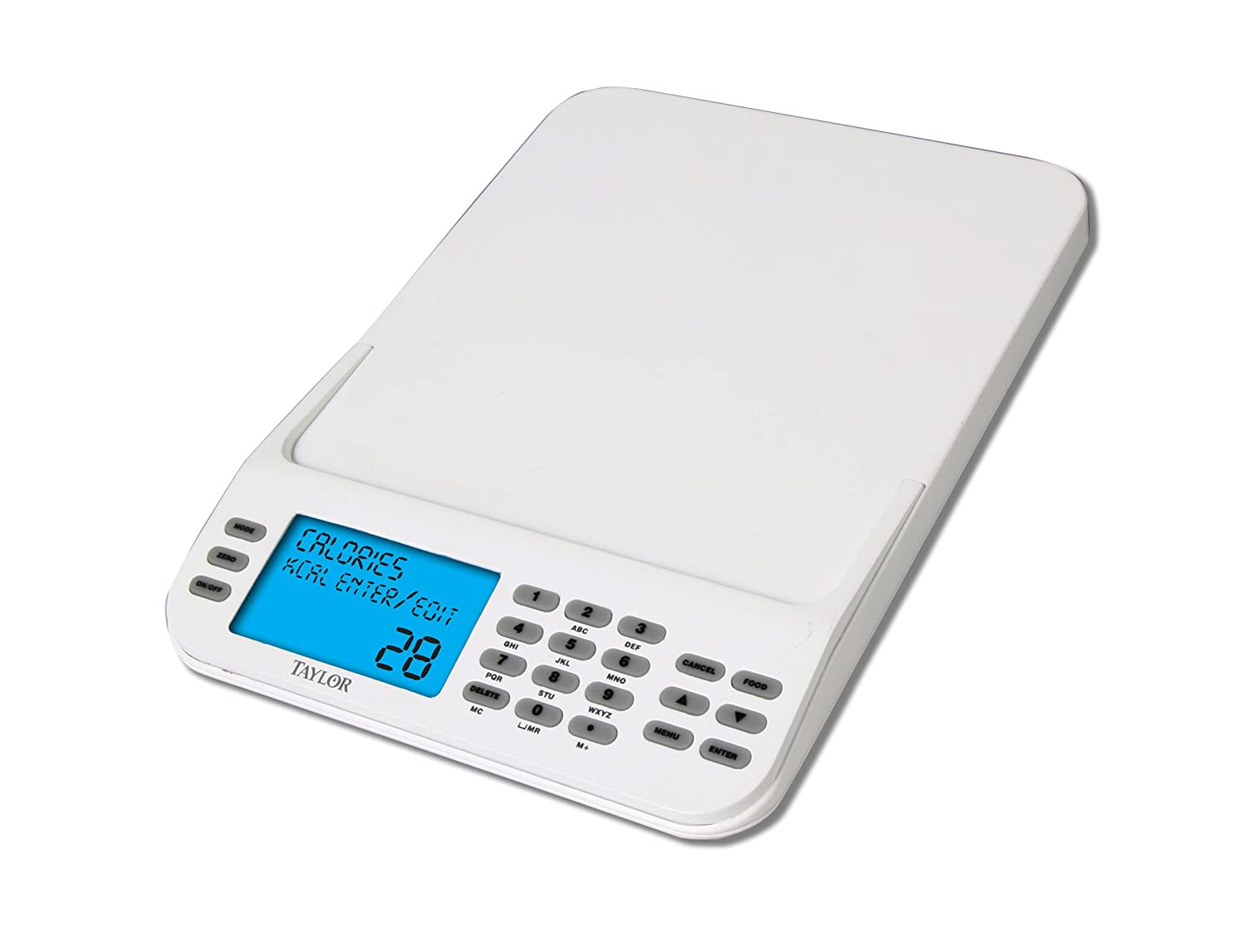 Amazon.com: Taylor 3847 Cal-Max Digital Food Scale with Calorie ...