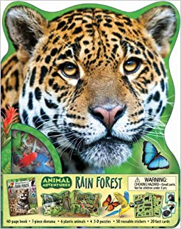 Animal Adventures: Rain Forest