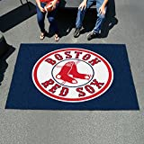 BOSTON RED SOX MLB ULTI-MAT FLOOR MAT (5X8) SIZE ONE
