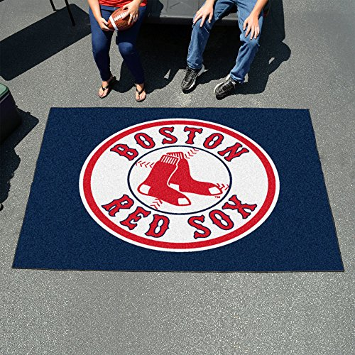 Boston Red Sox Tailgater Mat - 7