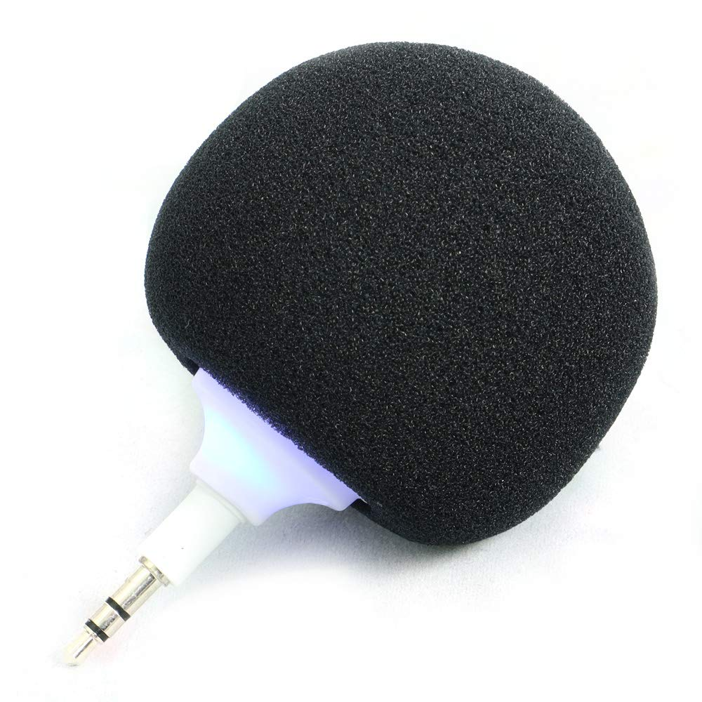 Mini Ball Speaker for Phones and Mobile Audio Devices by Audio Cool
