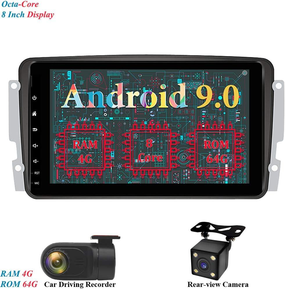 Xisedo 1 Din Android 9 0 Autoradio 8 Zoll Bildschirm 8 Elektronik