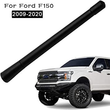 3 inches Bullet Short car Antenna Suitable for Multiple car for Ford f150, Dodge ram, Jeep, Tundra Replacement Factory Antenna