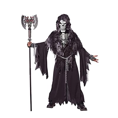 California Costumes Evil Unchained Costume, One Color, 10-12: Toys & Games