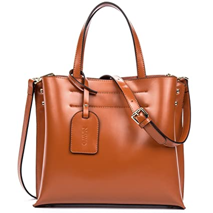 Review NAWO Leather Handbags for