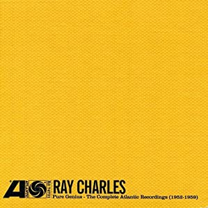 RAY CHARLES Pure Genius The Complete Atlantic Recordings - 27 funny store names that are actually pure genius