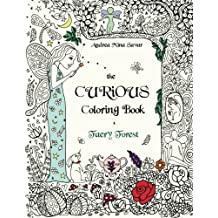 The Curious Coloring Book: Faery Forest