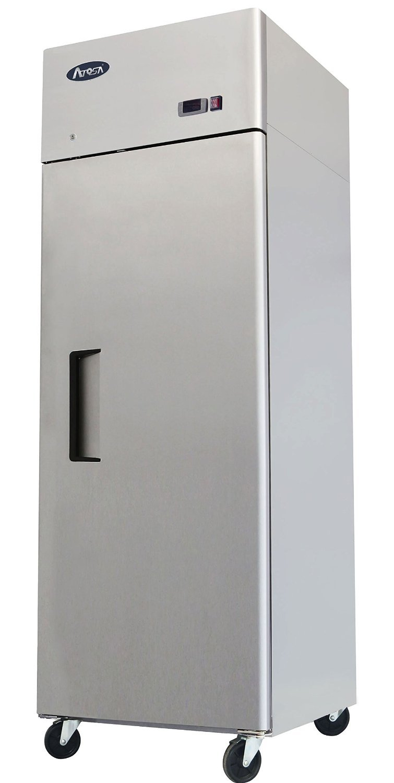 Atosa MBF8001 Top Mount (1) One Door Freezer by Atosa (Image #1)