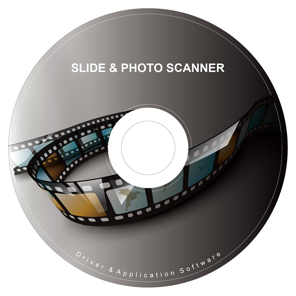 DIGITNOW 5M/10M 35mm Slides&Negatives Film Scanner Photo, Name Card, Slides and Negatives to Digital Converter for Saving Films to Digital Files in SD card(Included) with Photo Editing Software by DigitNow! (Image #5)