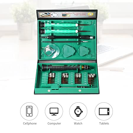 Amazon.com: KKmoon 38 in 1 Multi-functional Precision ...