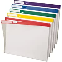 Pendaflex Poly Index Folders, 10 Pack, Letter, Assorted (50981EE)