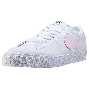 Nike SB Blazer Zoom Low XT Sneakers White/Prism Pink Mens 7