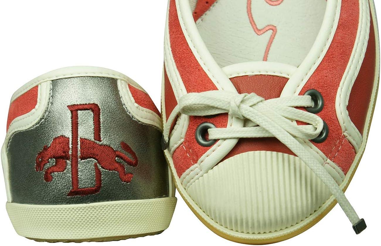 Puma Rudolf Dassler Wellensprung Bombas//Zapatos del Ballet de Las Mujeres