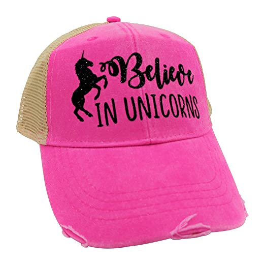 3ba4621199c Loaded Lids Women s Believe in Unicorns