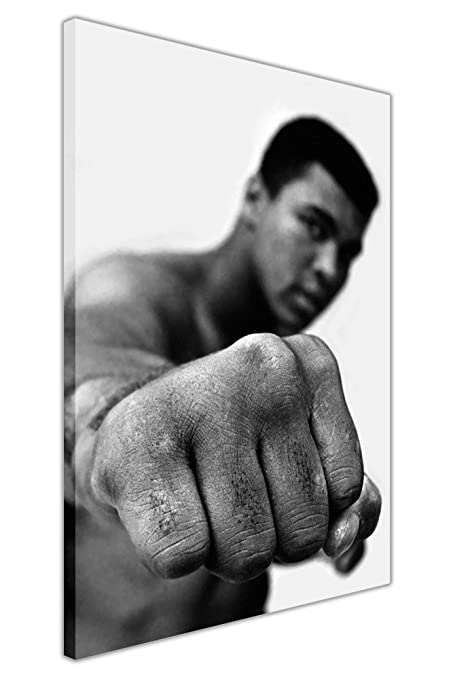 Muhammad Ali Black And White Photography