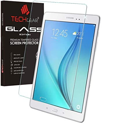 Tempered Glass Screen Protector For Samsung Galaxy Tab A 9.7 T550