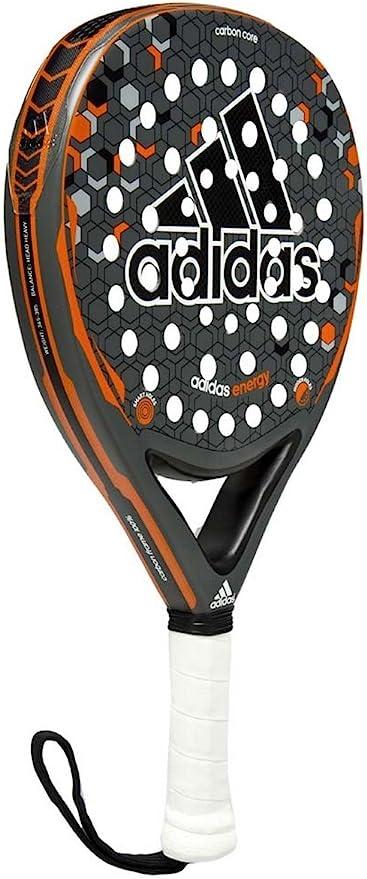 adidas Energy - Pala pádel Unisex, Color Gris/Naranja/Negro/Blanco ...