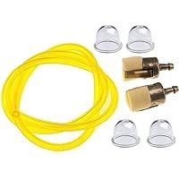 OxoxO 2ft Brandstoflijn met Brandstoffilter Primer Lamp voor GX22 GX25 GX31 GX35 HLT422 ULT425 UMK431 UMK435 HHB25 HHH25…