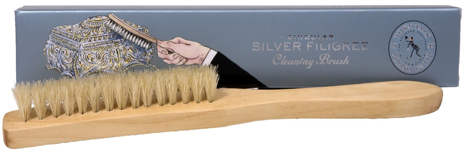 Town Talk Filigree Brush