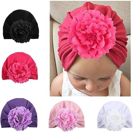 Y-WEIFENG New Sombrero para niños Gorra para bebé Sombreros para ...