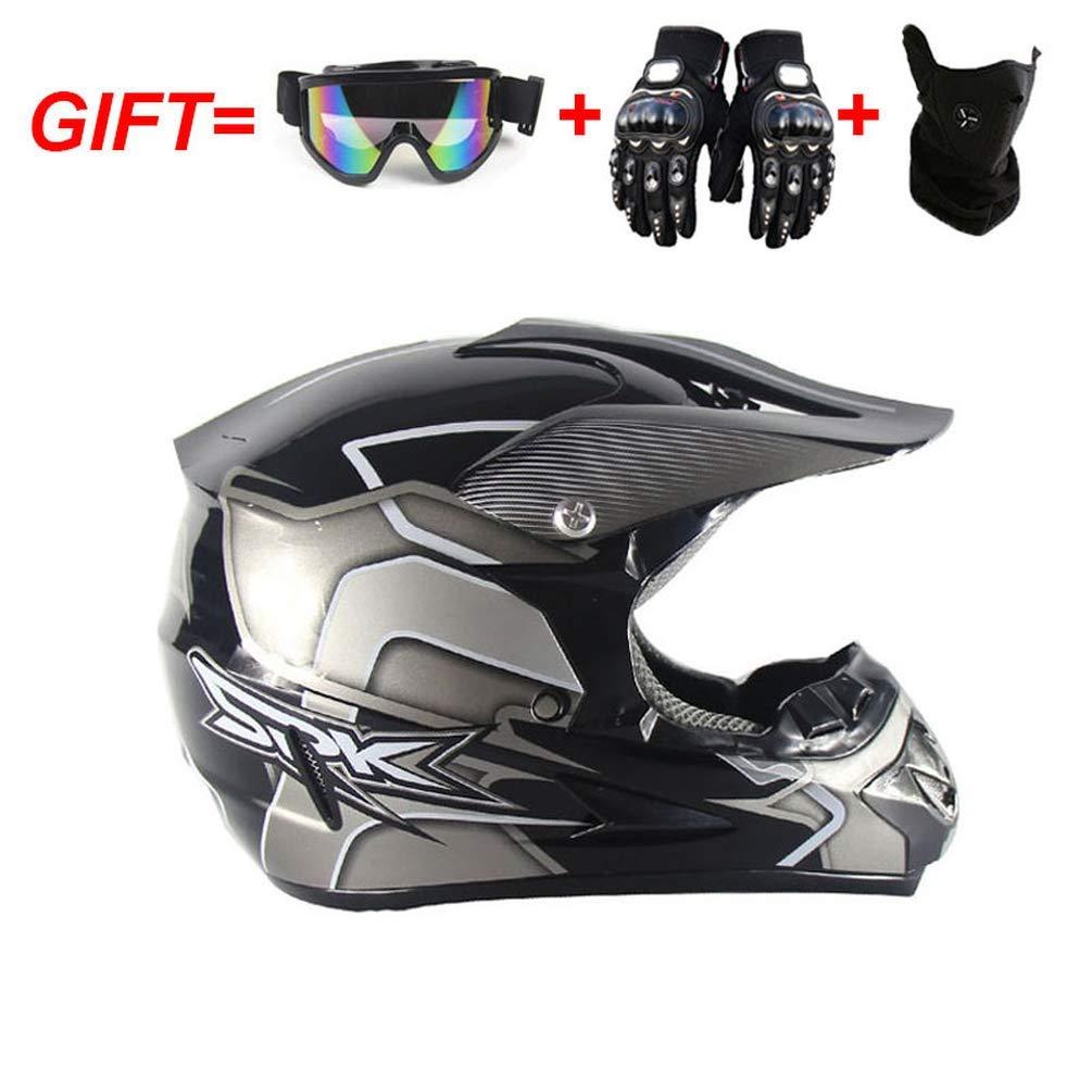 casque de protection pour motocross Casque de moto enduro tout-terrain sport