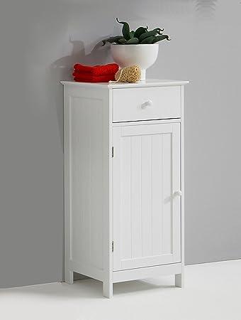 germanica stockholm floor standing white bathroom cabinet