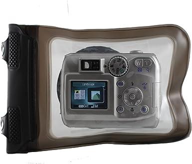Navitech Purple Digital Camera Case Bag Cover Compatible with The/Stoga Dfun SC001 2.7 inch TFT LCD HD Mini Digital Camera