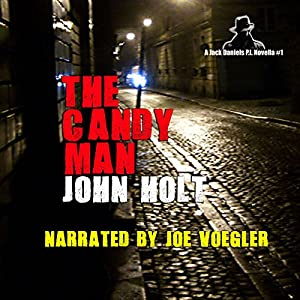 The Candy Man Audiobook