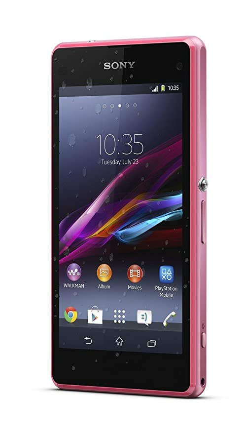 8f3d09ac2107 Sony Xperia Z1 Compact SIM-Free Android Smartphone  Amazon.co.uk ...