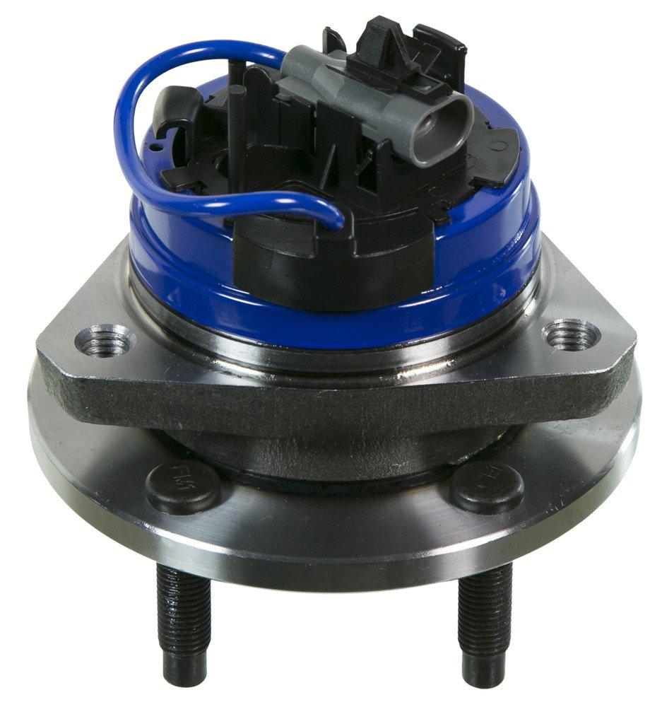 Note: 4-Wheel ABS 2006 For Chevrolet Malibu Front Wheel Bearing and Hub Assembly x 2