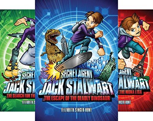 Giants Agent Series (Secret Agent Jack Stalwart)
