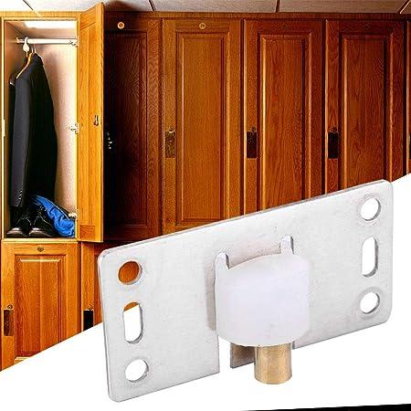 Schlafzimmer Kleiderschrank Tür Schiebetür Räder Rollrunner Kit Edelstahl