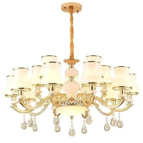 Q-HL Iluminación de Interior lámparas de araña Lámpara de ...